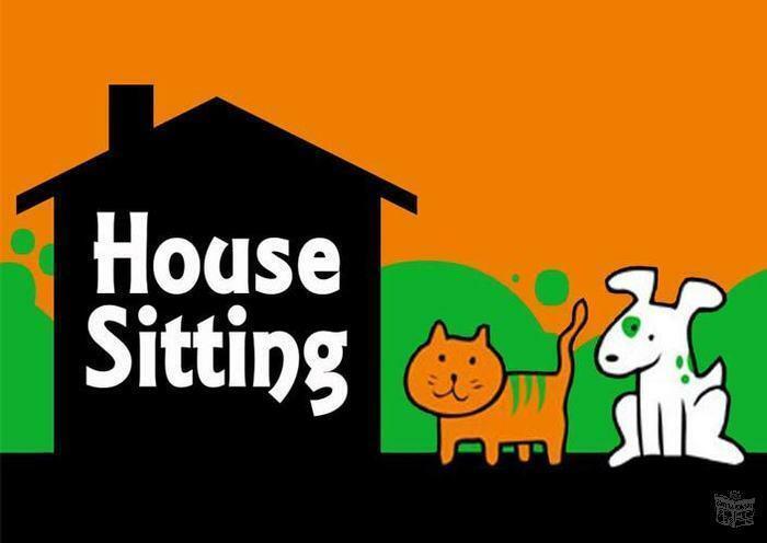 recherche maison (house sitting)
