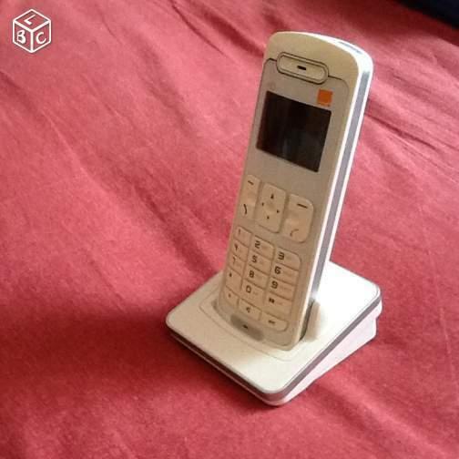 téléphone maison sans fil